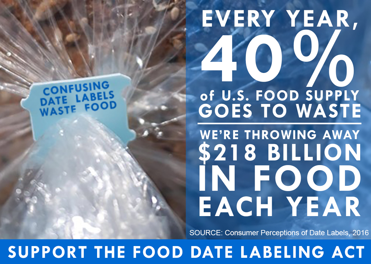 date labeling infographic