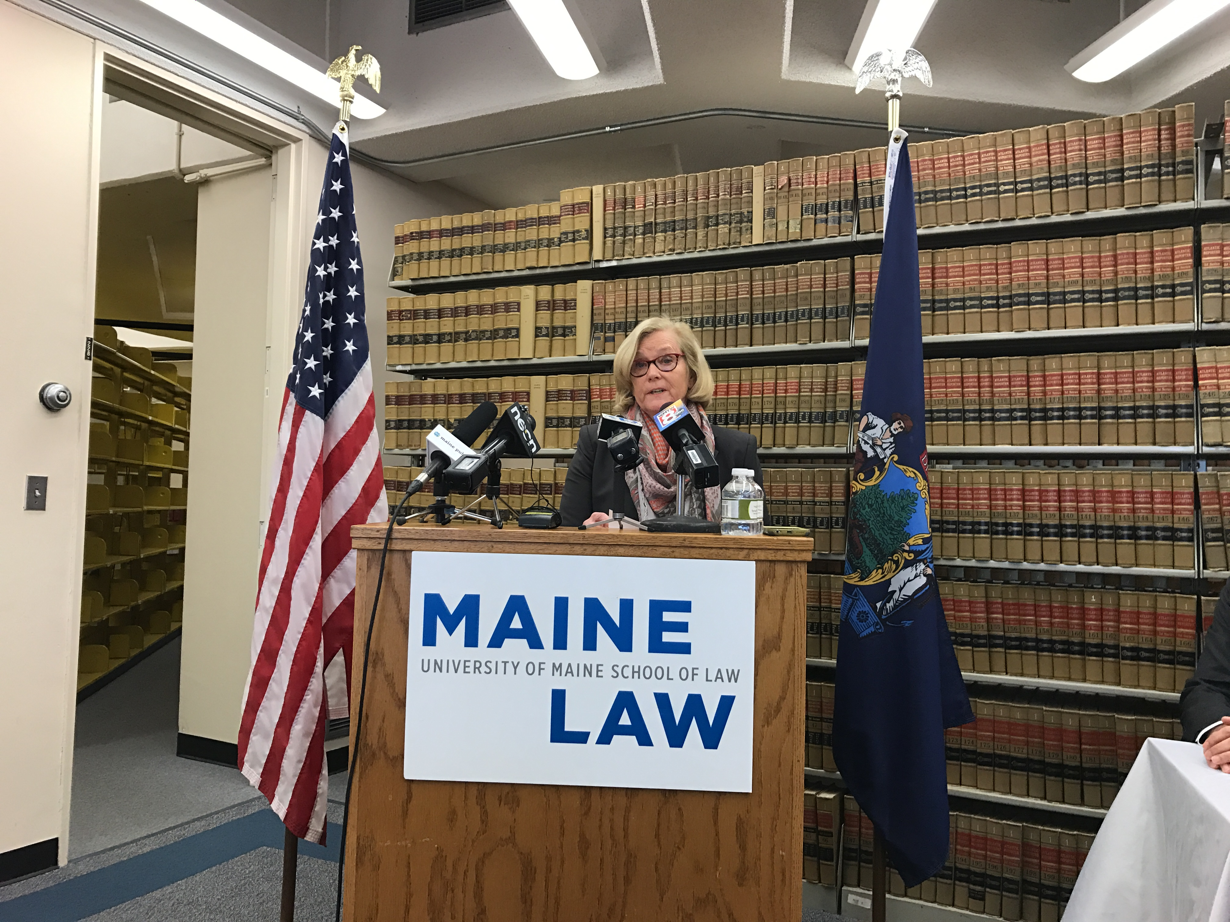 d2166306c75594 Pingree Urges Need for Supreme Court Justice Who Can Uphold Check ...