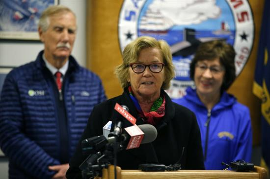 In Appropriations Package, Pingree Secures 9% Funding Increase for